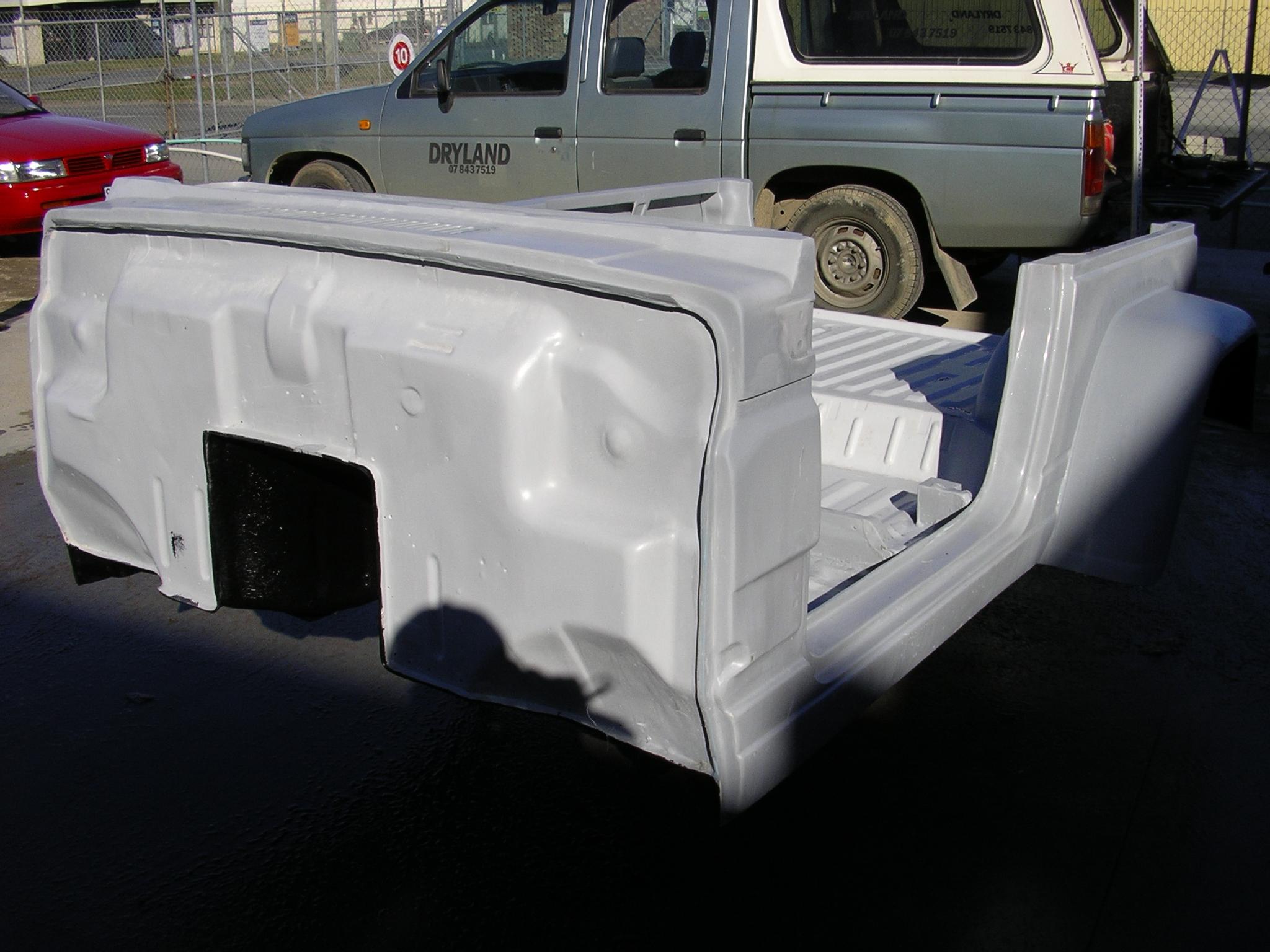 4wd Fiberglass Suzuki Sj410 Sj413 Samurai Body Tub